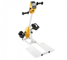 Passive and Active in one exercise bike