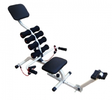 BACK STRETCHER AND AB TRAINER