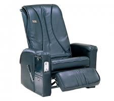 The Coin-Operated Massage Chair